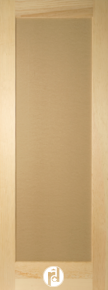 Series 500 Shaker Doors with Flat Panels and Square Edges